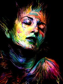 Abstract Woman III