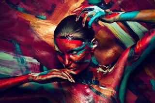 Woman Colors I