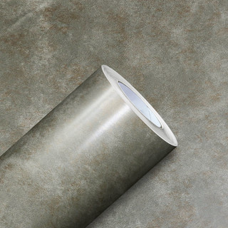 Papel de Parede - Aço Corten Cobre - med. 1 metro x 61 cm