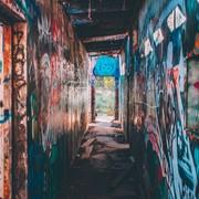 Quadro - Grafitti Wall