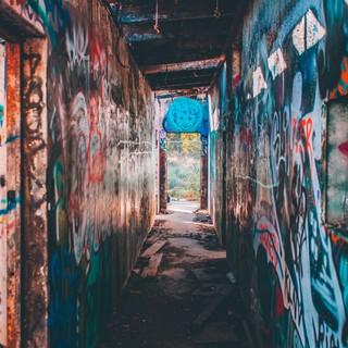 Grafitti Wall