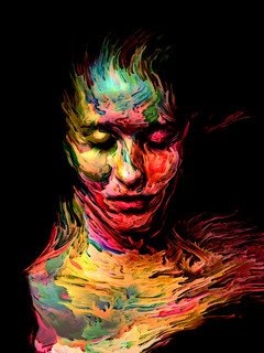 Abstract Woman IX