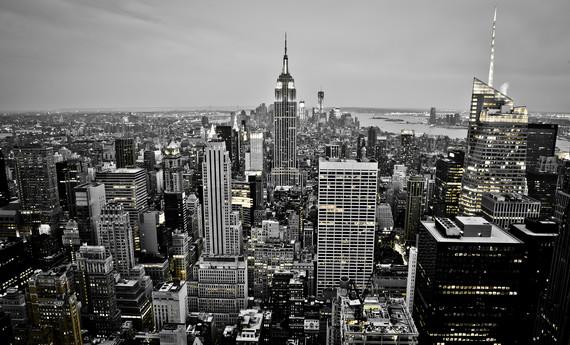 Quadro - Photos of City II
