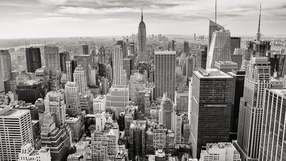 Quadro - Manhattan