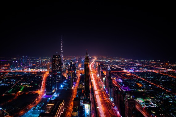Quadro - Dubai