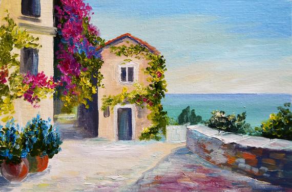 Quadro  - House Colors