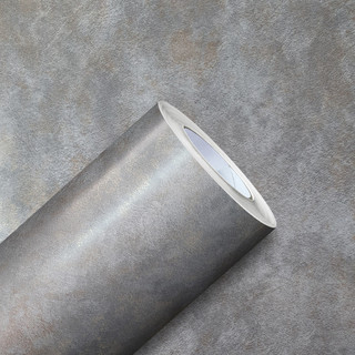 Papel de Parede - Aço Corten Grafite - med. 1 metro x 61 cm